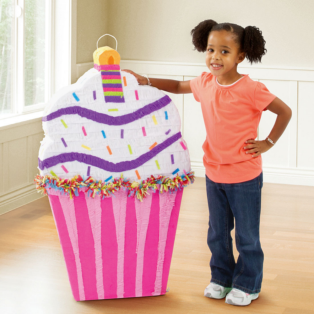 Nav Item for Giant Cupcake Pinata Image #2