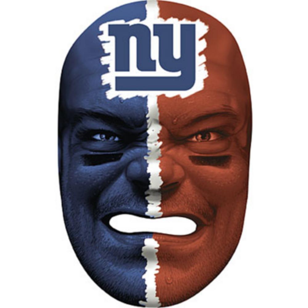 New York Giants Fan Face Mask Image #1