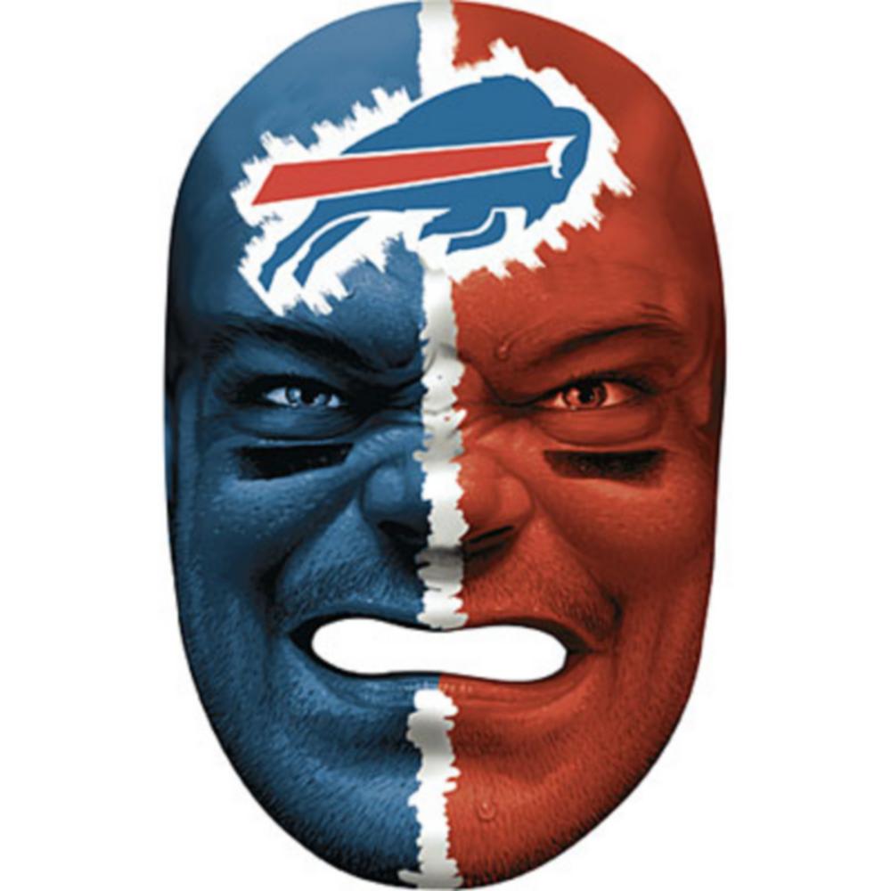 Buffalo Bills Fan Face Mask Image #1