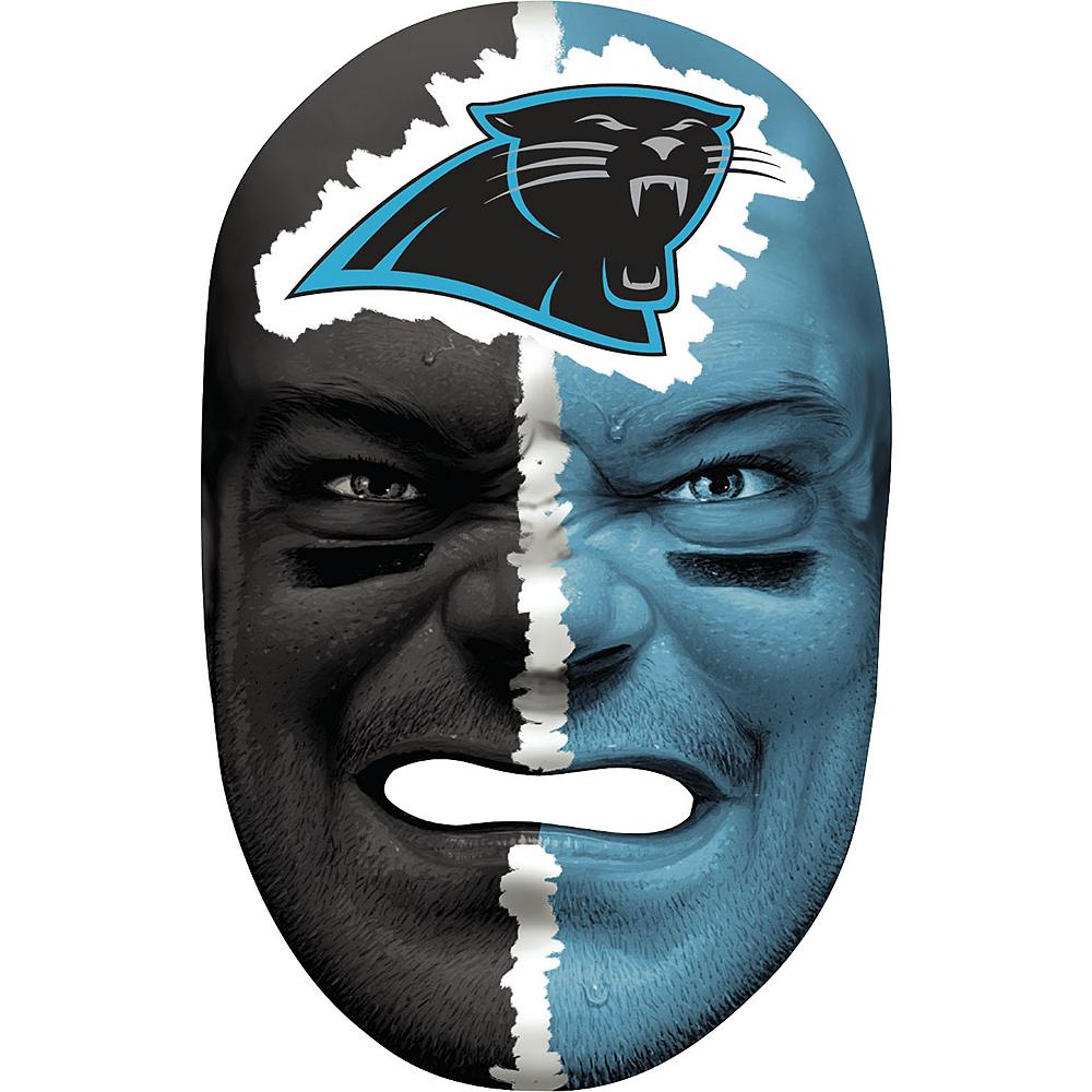 Carolina Panthers Fan Face Mask Image #1