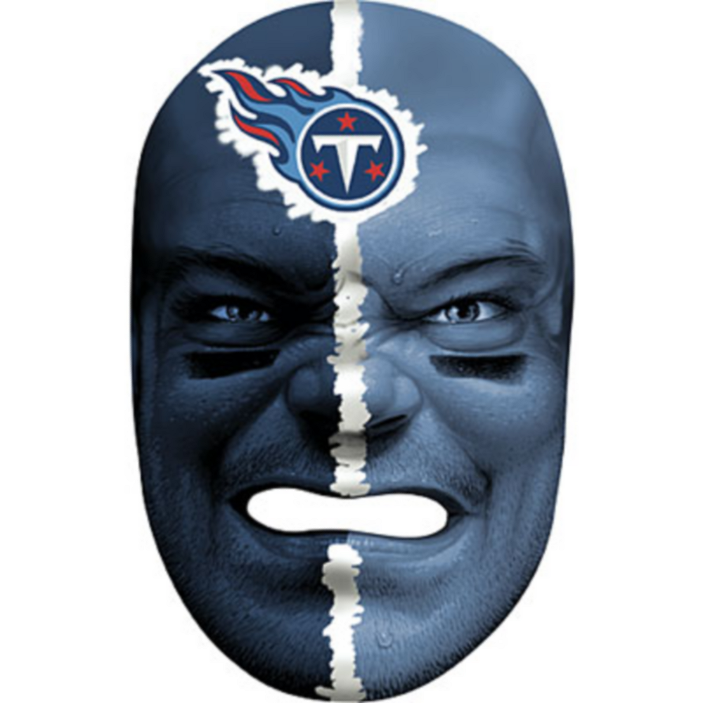 Tennessee Titans Fan Face Mask Image #1