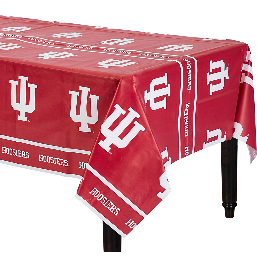 Indiana Hoosiers Table Cover Image #1
