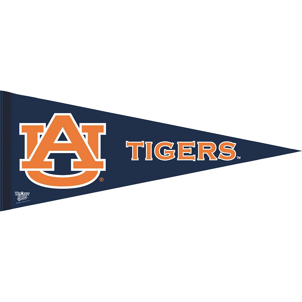 Auburn Tigers Pennant Flag Image #1