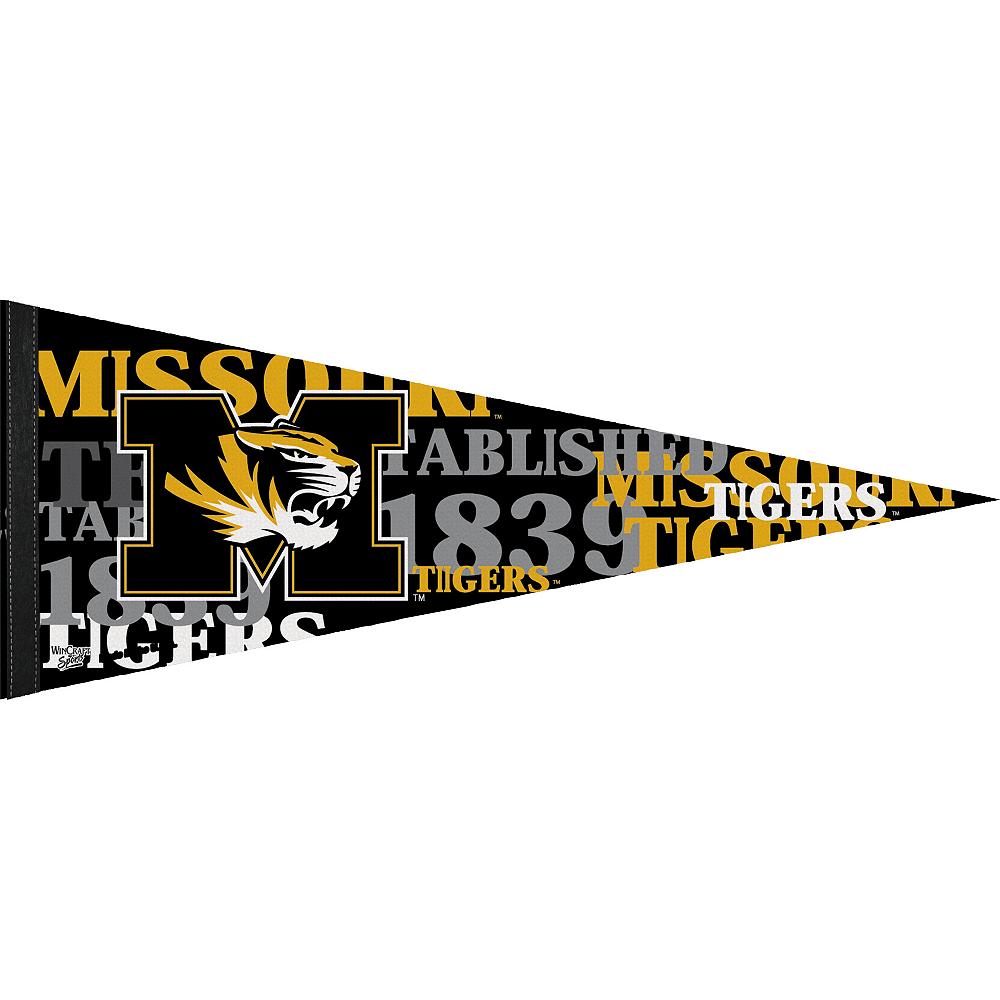 Missouri Tigers Pennant Flag Image #1