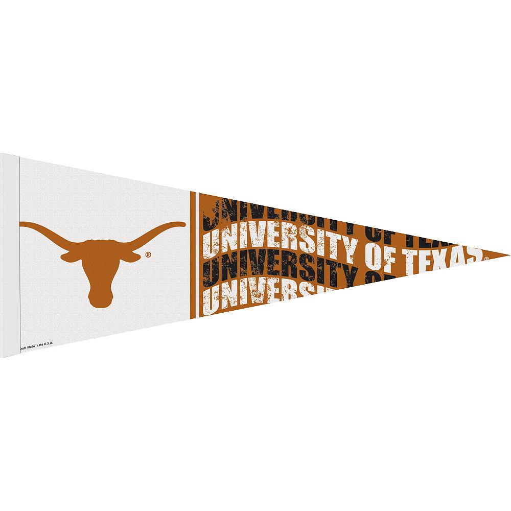 Texas Longhorns Pennant Flag Image #1