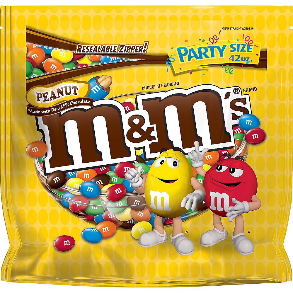Milk Chocolate Peanut M M S Party Bag 42oz Party City