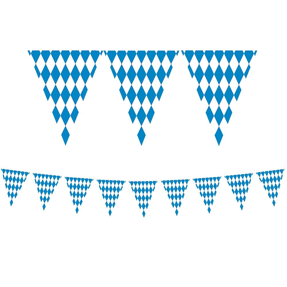 Oktoberfest Pennant Banner Image #1