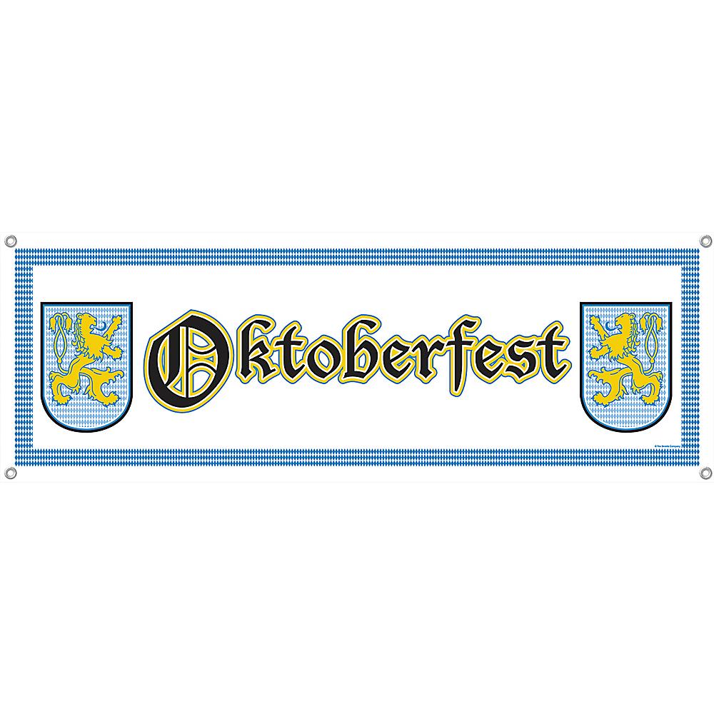 Giant Oktoberfest Banner Image #1