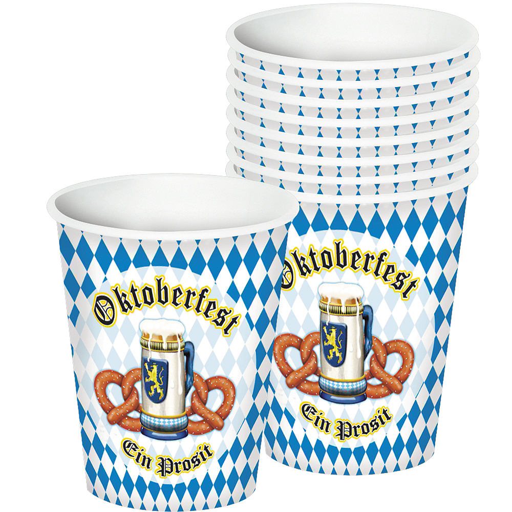 Nav Item for Oktoberfest Cups 8ct Image #1