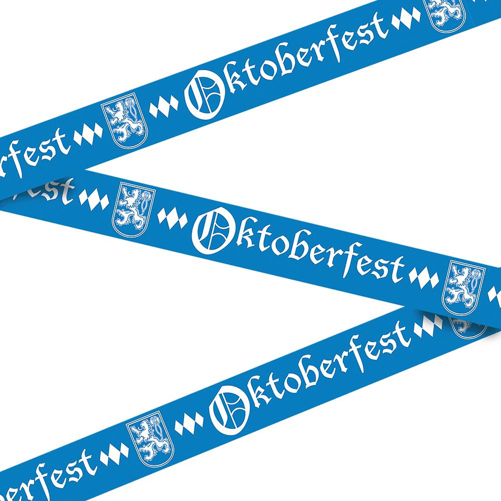 Oktoberfest Party Tape Image #1