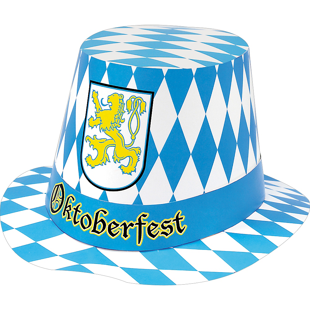 Nav Item for Oktoberfest Top Hat Image #1
