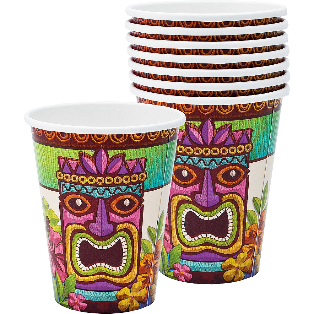 Nav Item for Tropical Tiki Cups 50ct Image #1