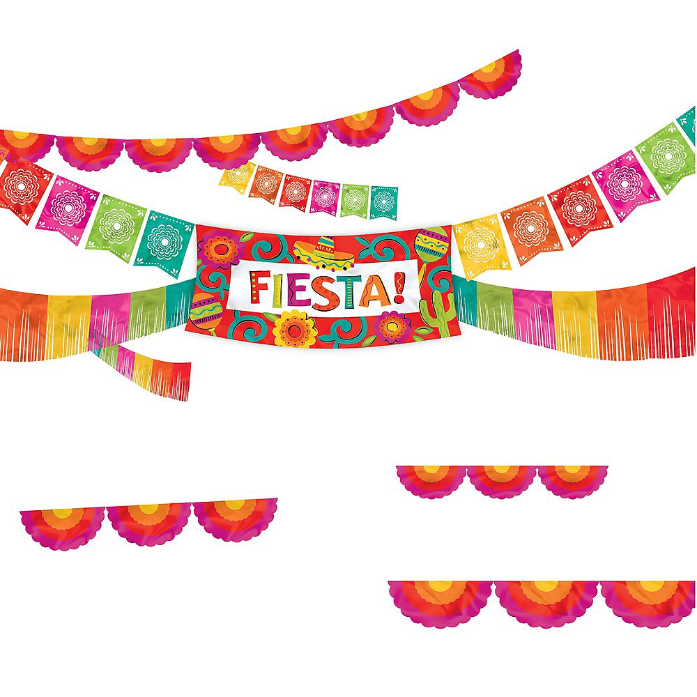 Caliente Fiesta Decorating Kit 4pc Image #2