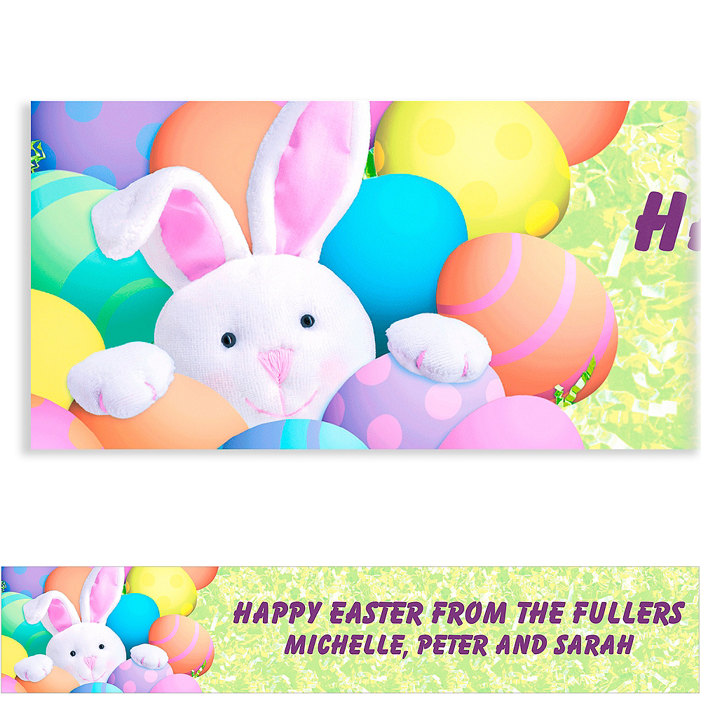 Nav Item for Custom Peekaboo Bunny Easter Banner 6ft Image #1