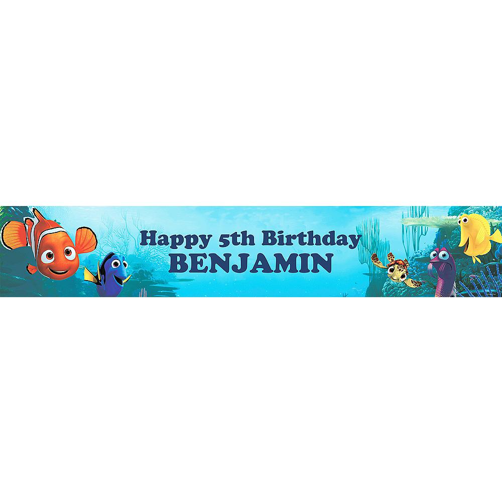Custom Nemo & Friends Banner 6ft Image #1