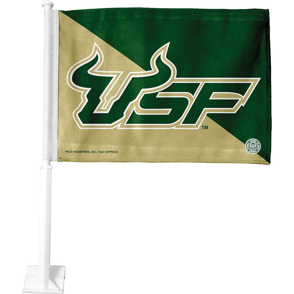 South Florida Bulls Car Flag Image #1
