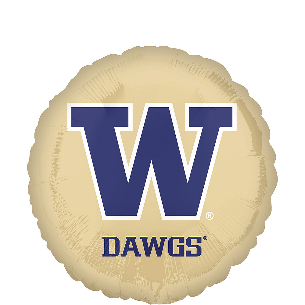 Washington Huskies Balloon Image #1