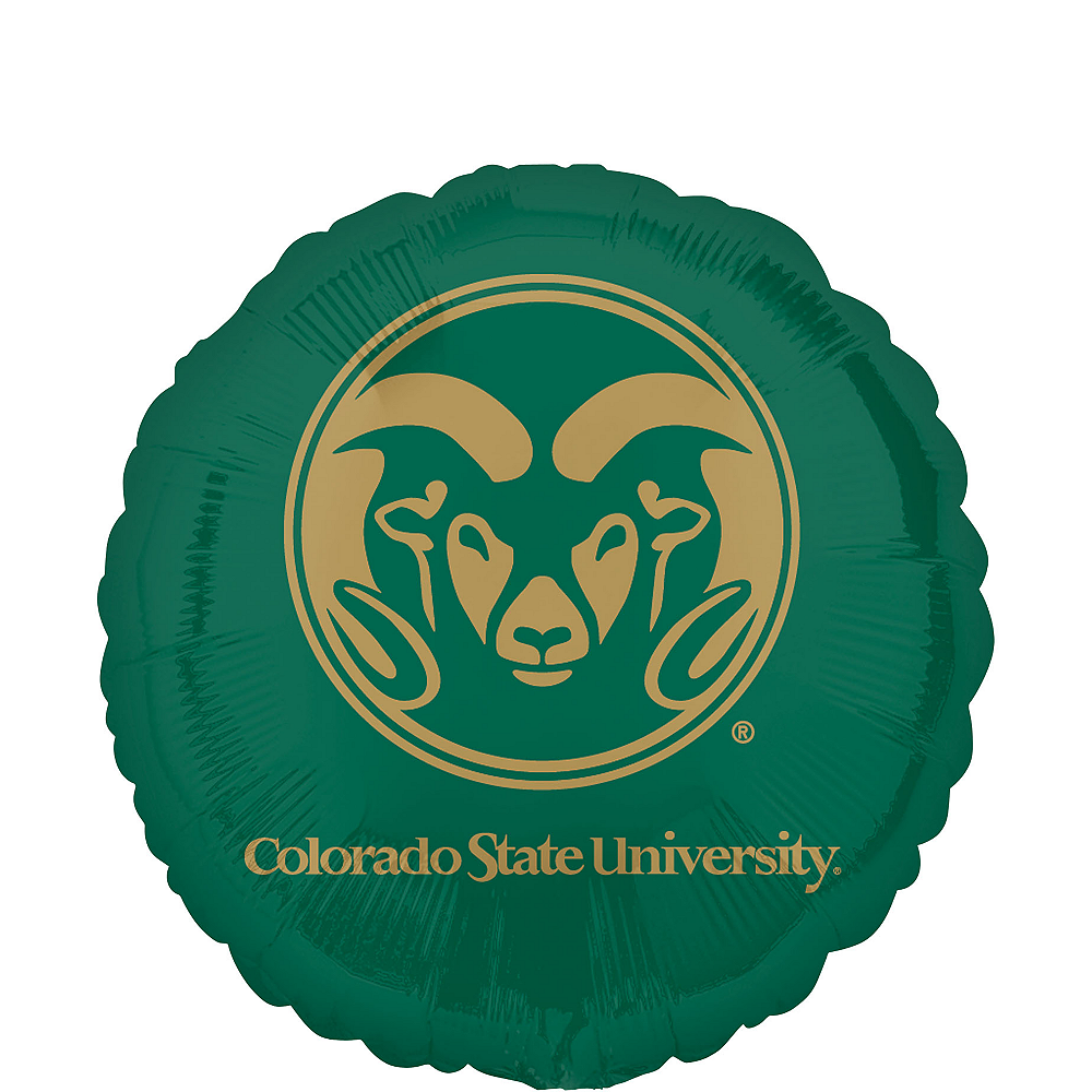 Colorado State Rams Balloon Image #1