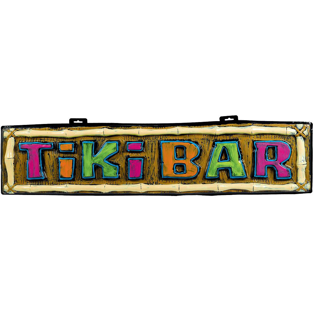 Tiki Bar Sign Image #1