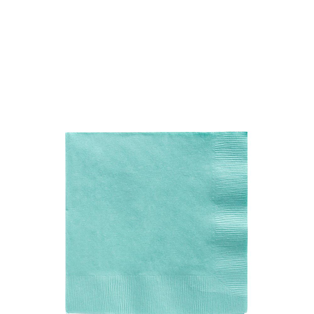 50 X PAPER NAPKINS 2 PLY 16 COLOURS BIRTHDAY