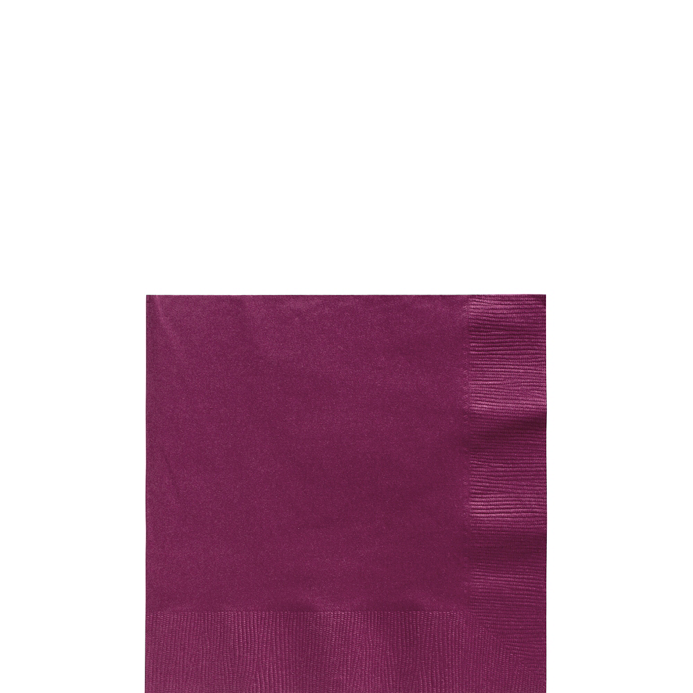 Big Party Pack Berry Beverage Napkins 125ct Image #1