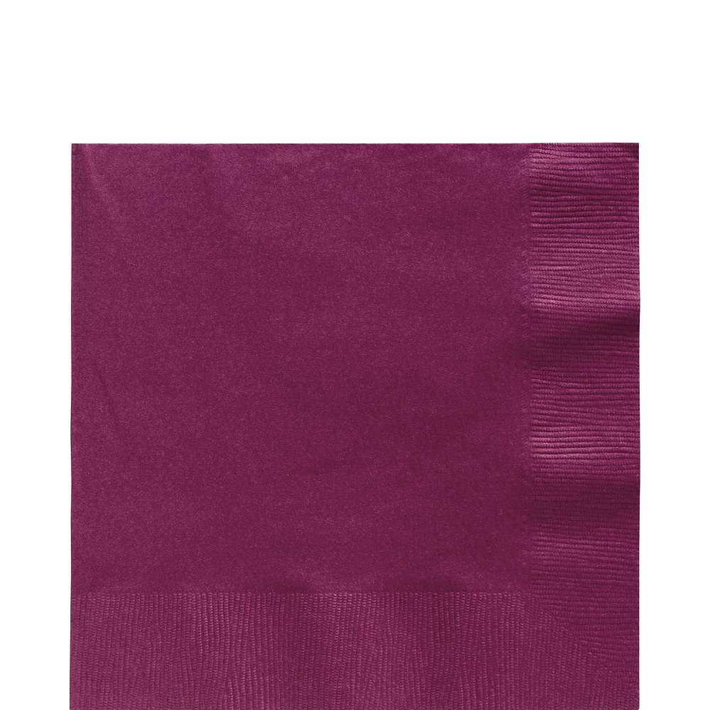 Big Party Pack Berry Lunch Napkins 125ct Image #1