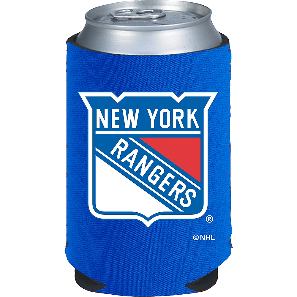 New York Rangers Can Coozie Image #1