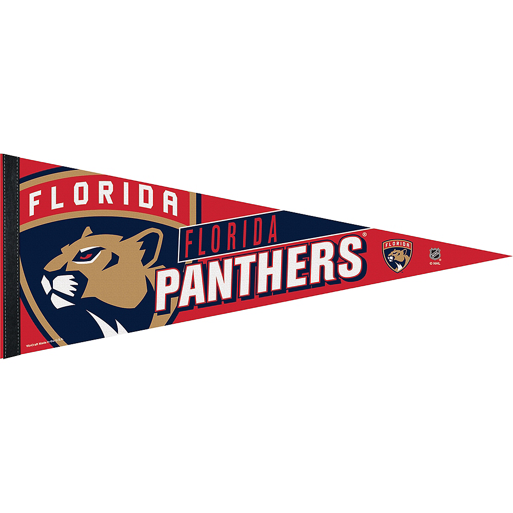 Florida Panthers Pennant Flag Image #1