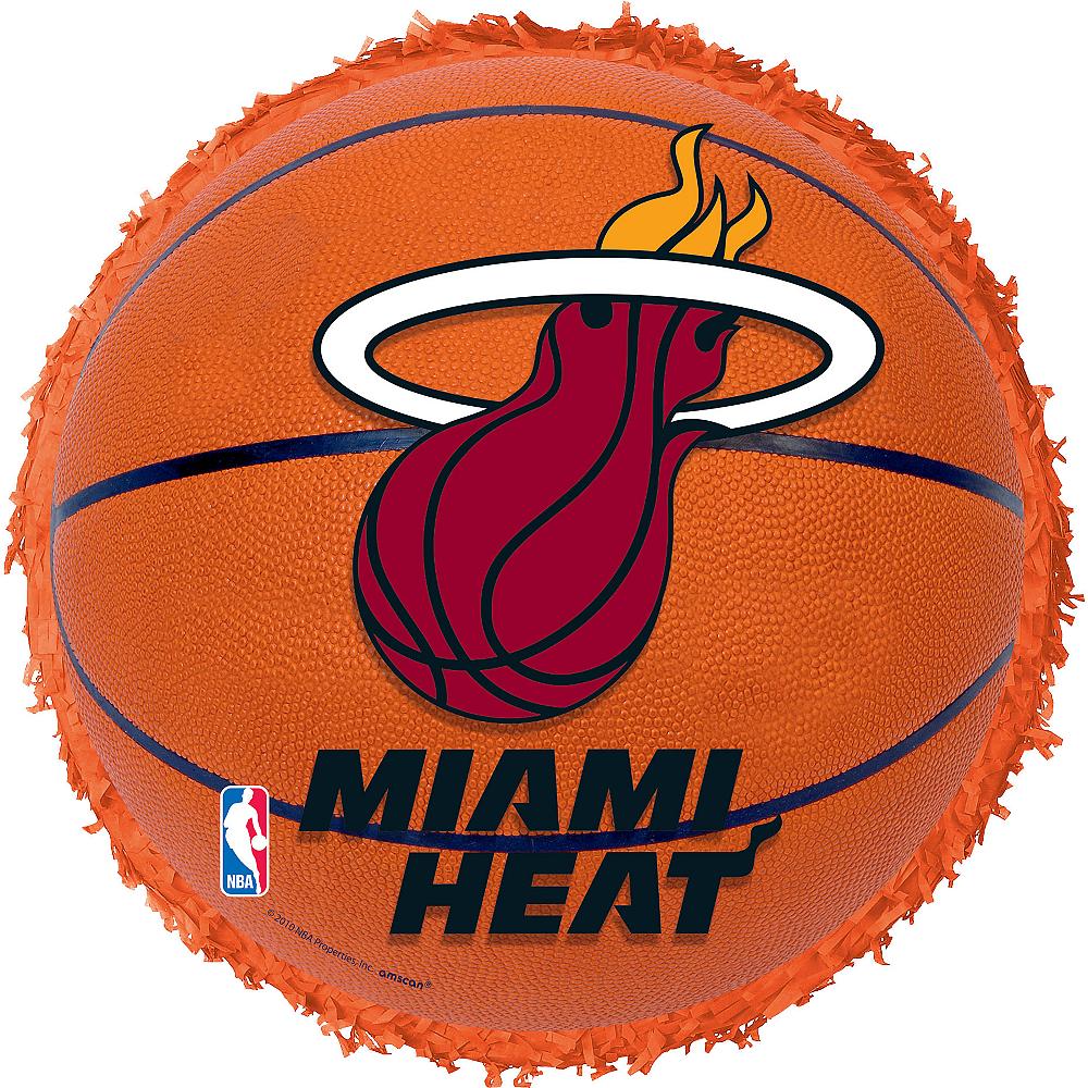 Miami Heat Pinata Image #1