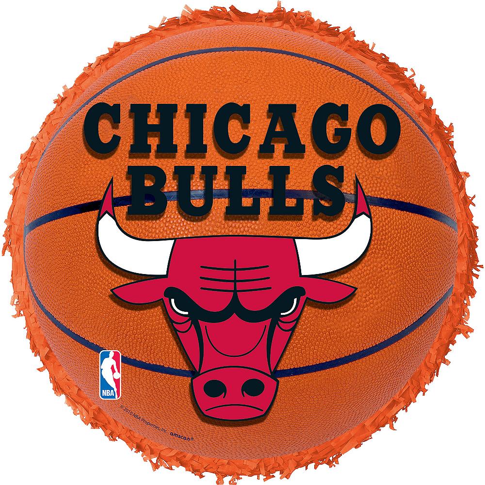 Chicago Bulls Pinata Image #1