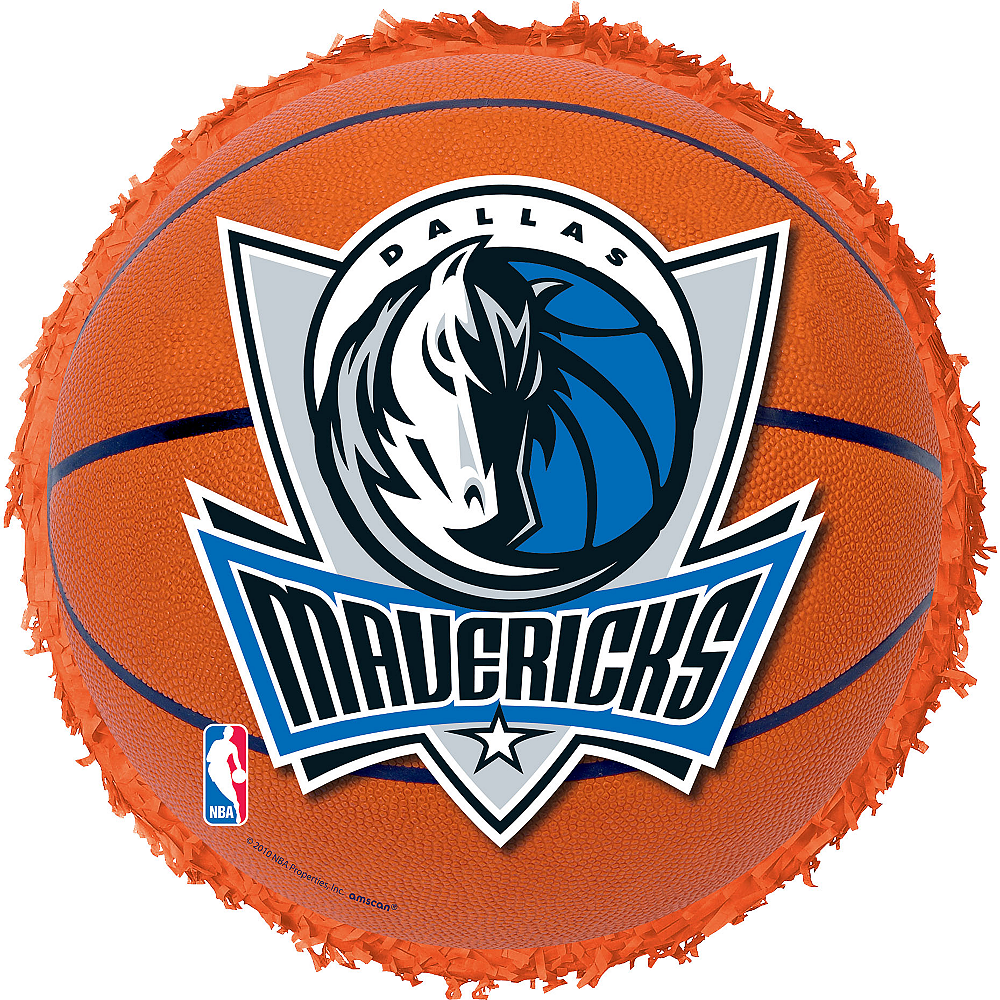 Dallas Mavericks Pinata Image #1