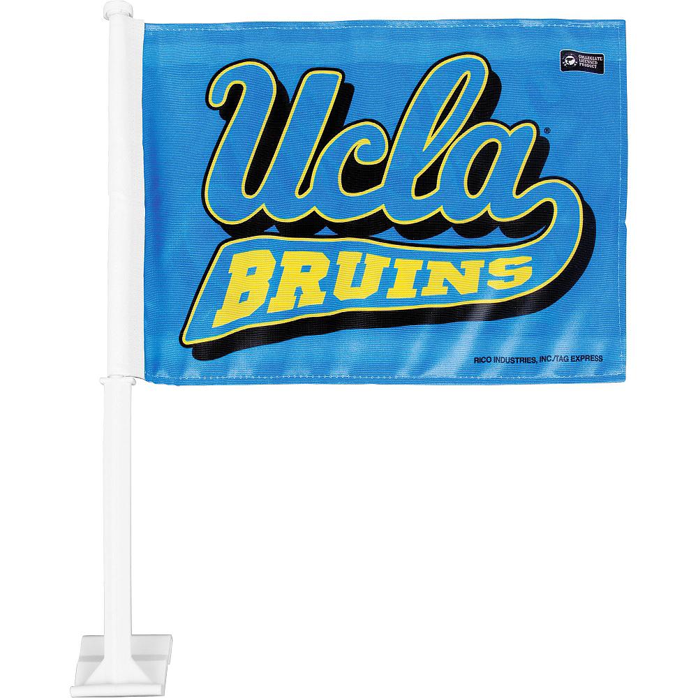 UCLA Bruins Car Flag Image #1