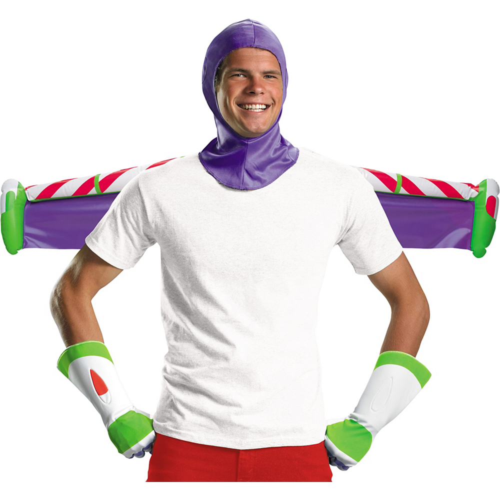 Adult Buzz Lightyear Accessory Kit - Toy Story Image #1