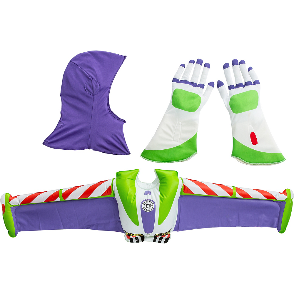 Adult Buzz Lightyear Accessory Kit - Toy Story Image #2