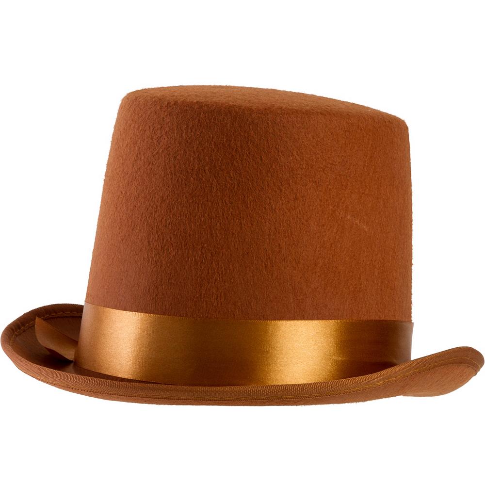Brown Top Hat Image #1