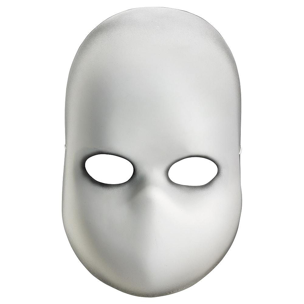 Blank Baby Mask Image #1