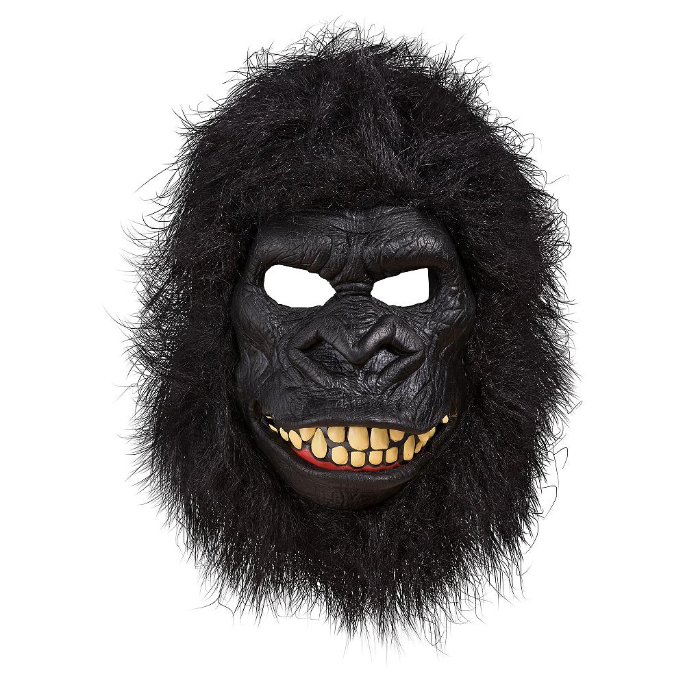 Motion Gorilla Mask Party City
