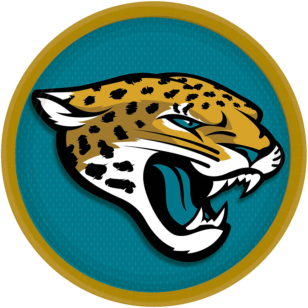 Jacksonville Jaguars Party Kit for 18 Guests Image #2