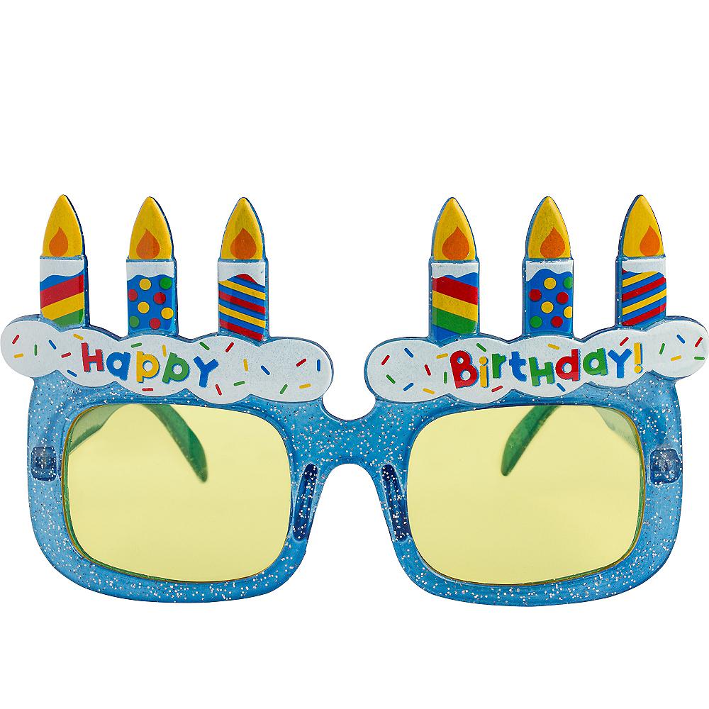 Birthday Cake Sunglasses Image #1