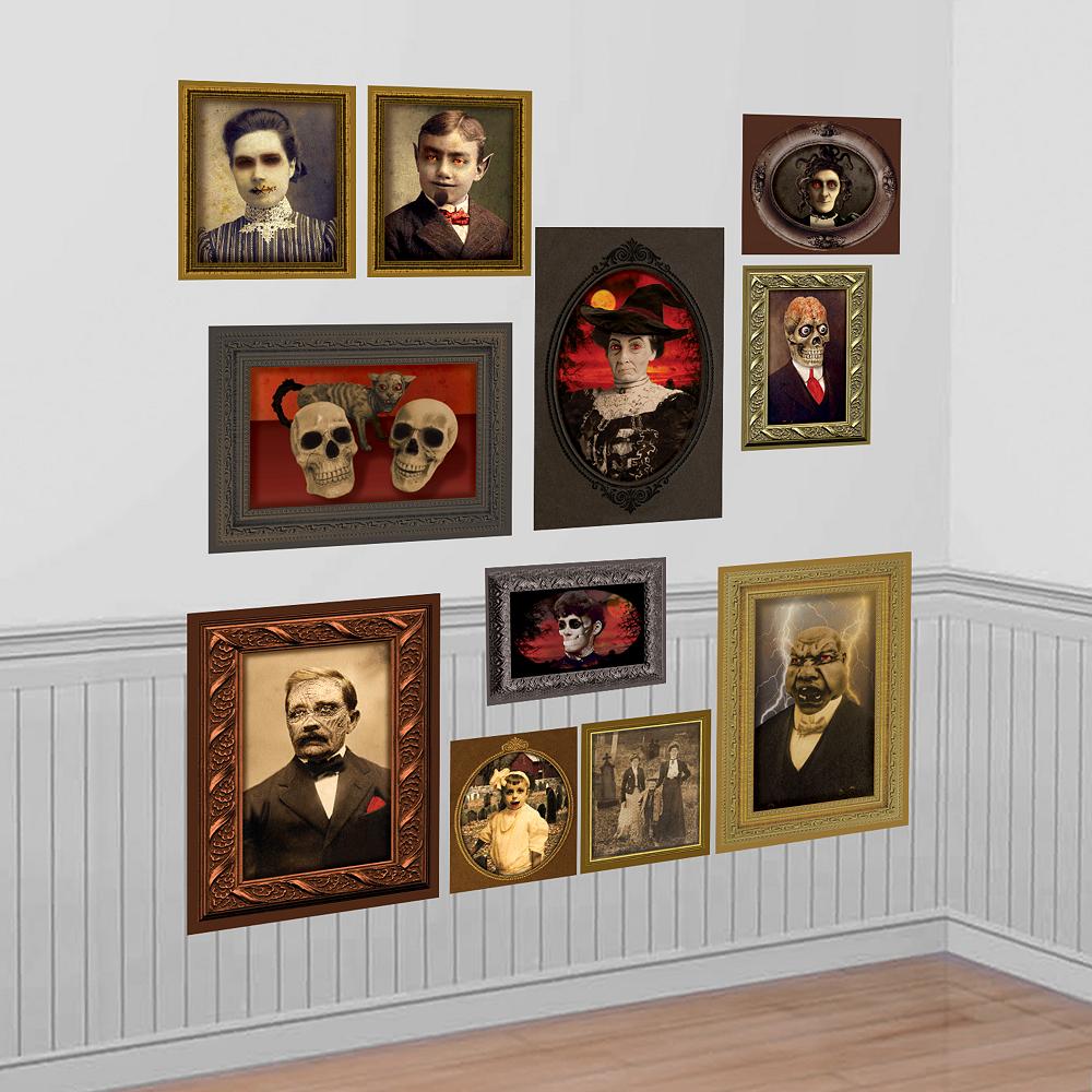 Gothic Mansion Portraits Scene Setters Image #1