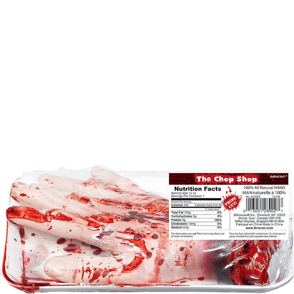 Meat Market Hand Prop Image #1