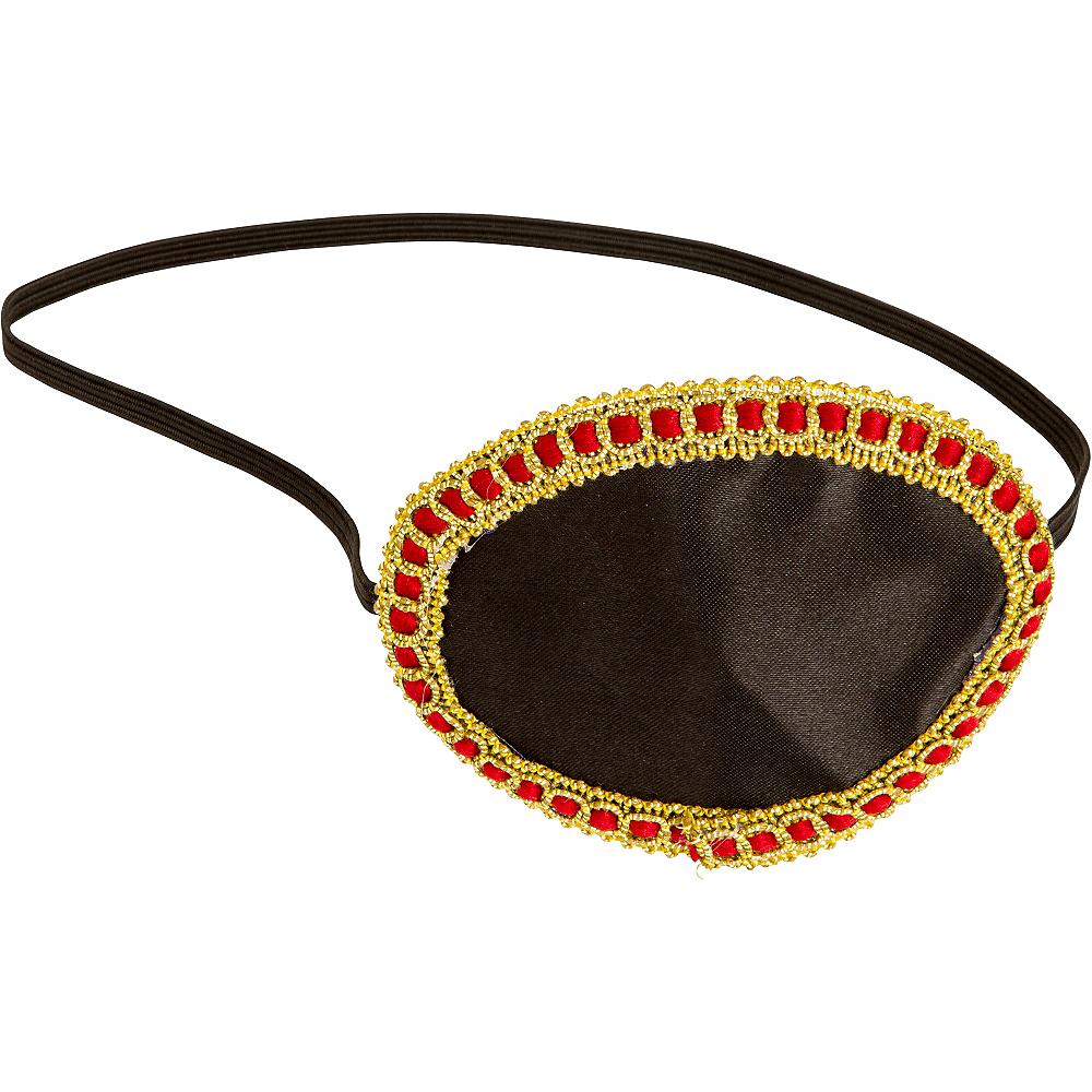 Elegant Pirate Eye Patch Image #1