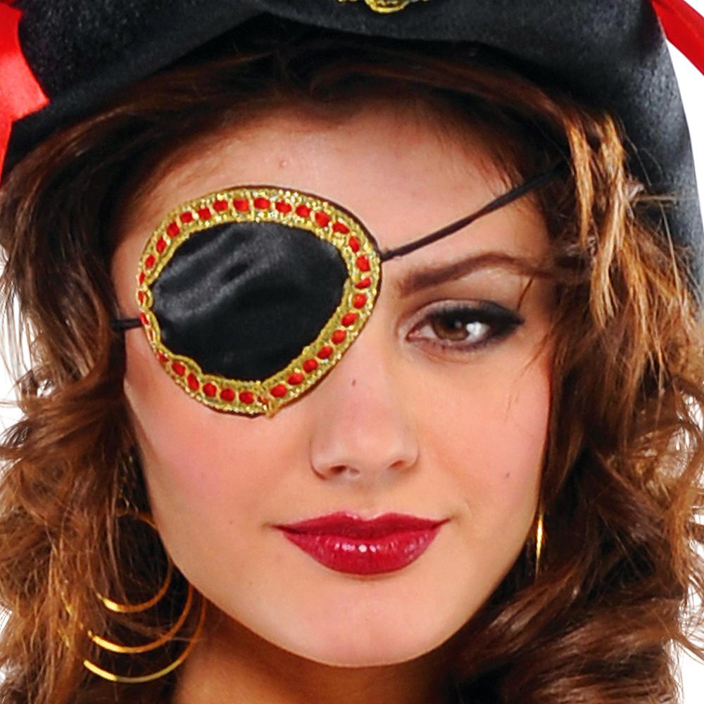 Elegant Pirate Eye Patch Image #2