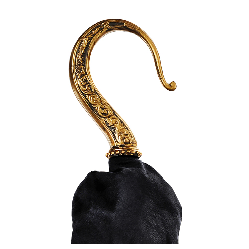 Elegant Pirate Hook with Sleeve Image #1