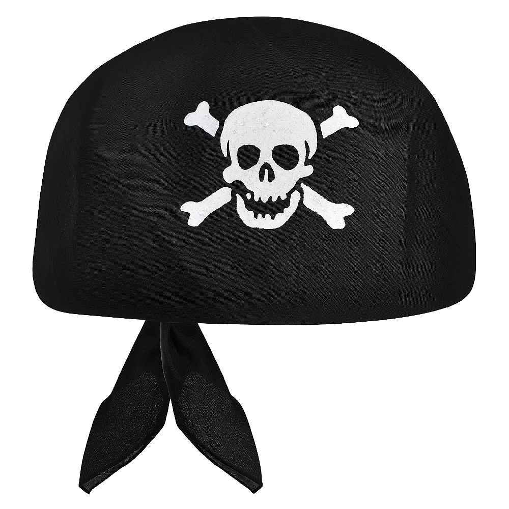 Nav Item for Pirate Skull Bandana Image #1