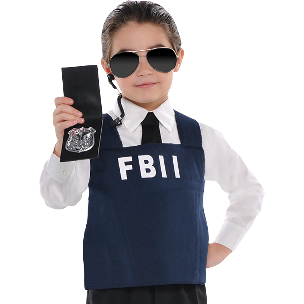 Child FBII Agent Kit Image #1