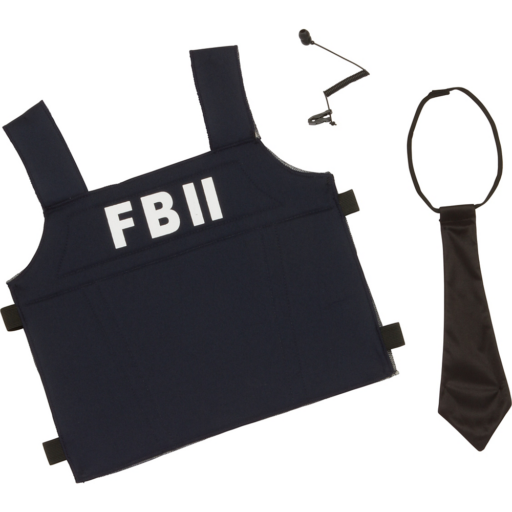 Child FBII Agent Kit Image #2