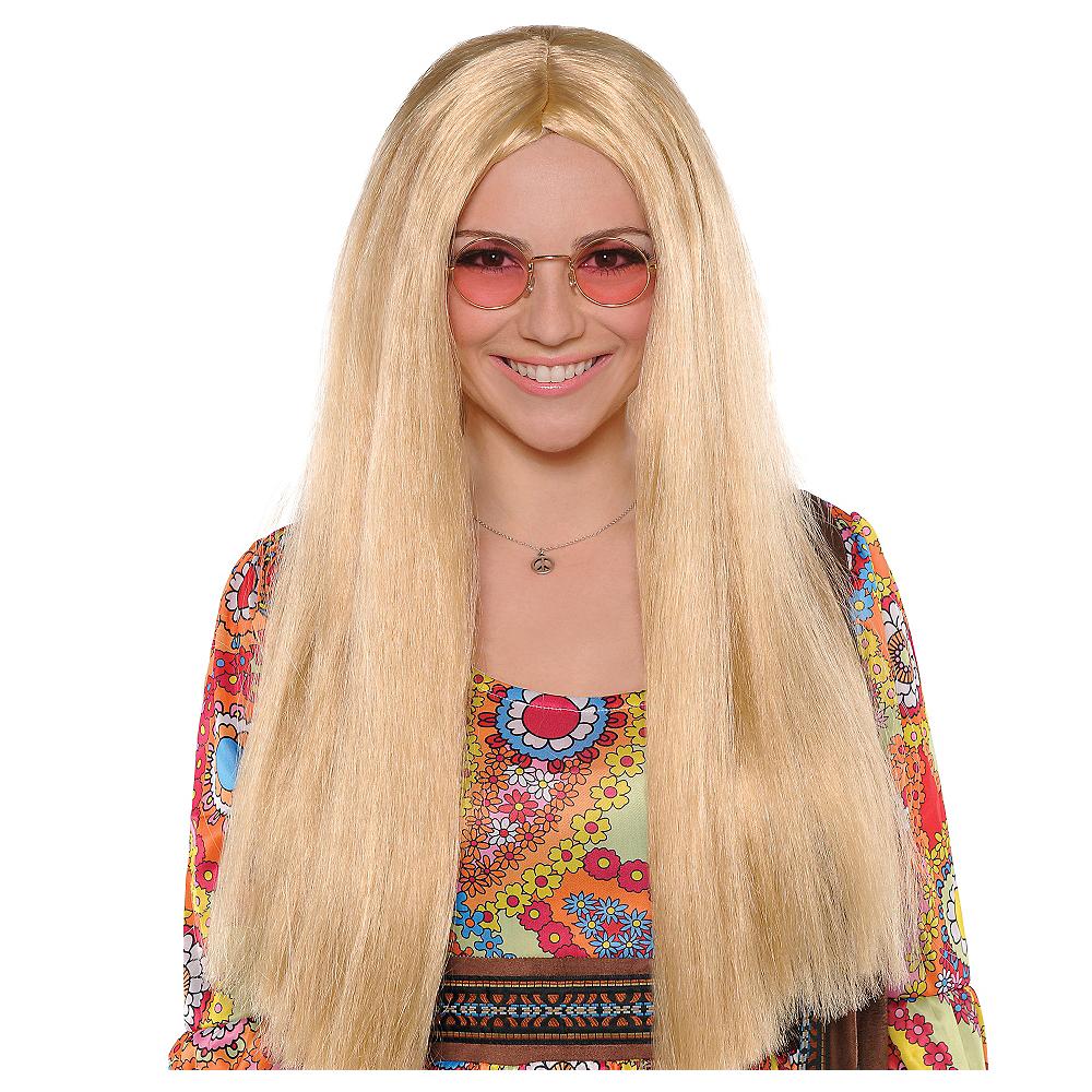 Sunshine Day Blonde Wig Image #1