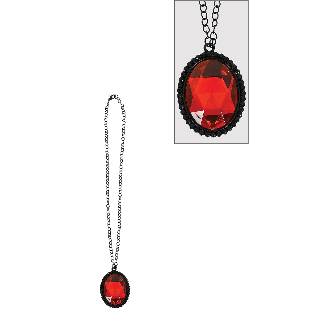 Devil Gemstone Necklace Image #1