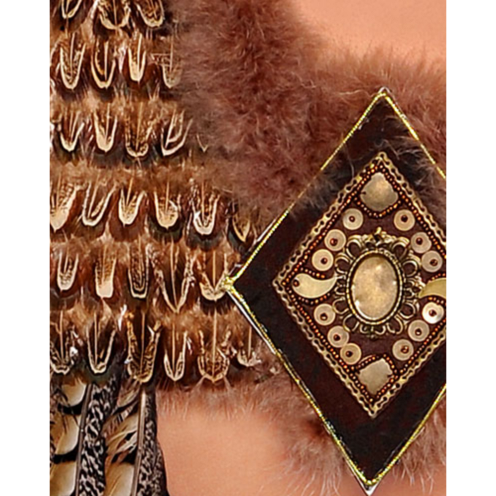 Owl Feather Wings Image #2